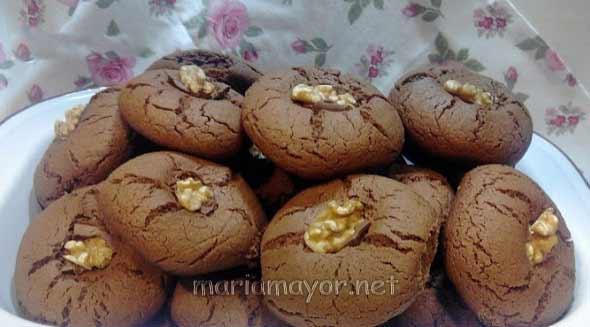 ¿Deseas Sabes preparar GALLETAS DE NUTELLA? en esta receta te explico como preparar unas deliciosas galletas de nutella. Son muy fácil de preparar y rápidas