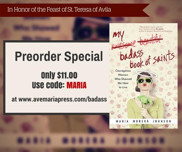 badassbookofsaints-preorderspecial-avila