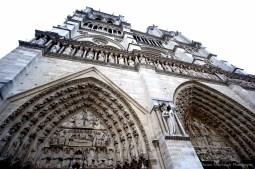 Paris - Chef d'œuvre de l'architecture Gotique