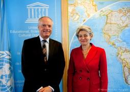 Visite officielle de la délégation du Danemark