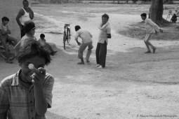 Inde - Détente avec les locaux