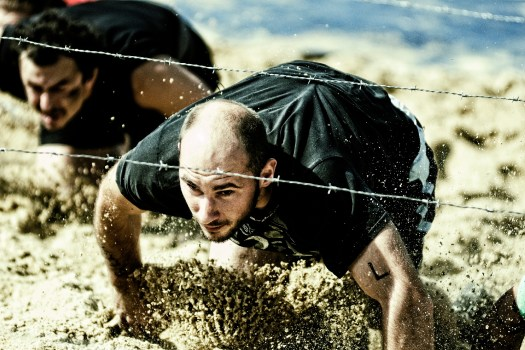 Tvrdak obstacle run, Čunovo 2015