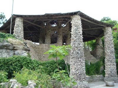 96 Sunken Garden house