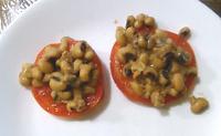 blackeyed tomatoes