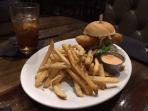 Fish and frites