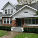 Craftsman Style bungalow