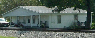 Lafe's House
