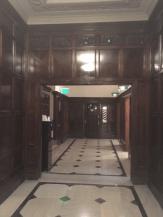Doors wide open.
