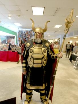 Big Daddy! Odin, the Allfather!
