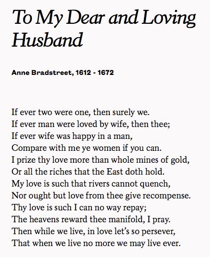 AnneBradstreetHusband