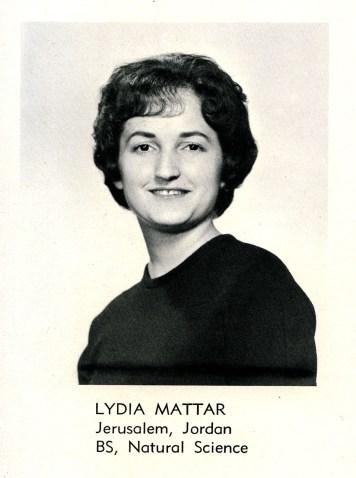LydiaYearbook Portrait
