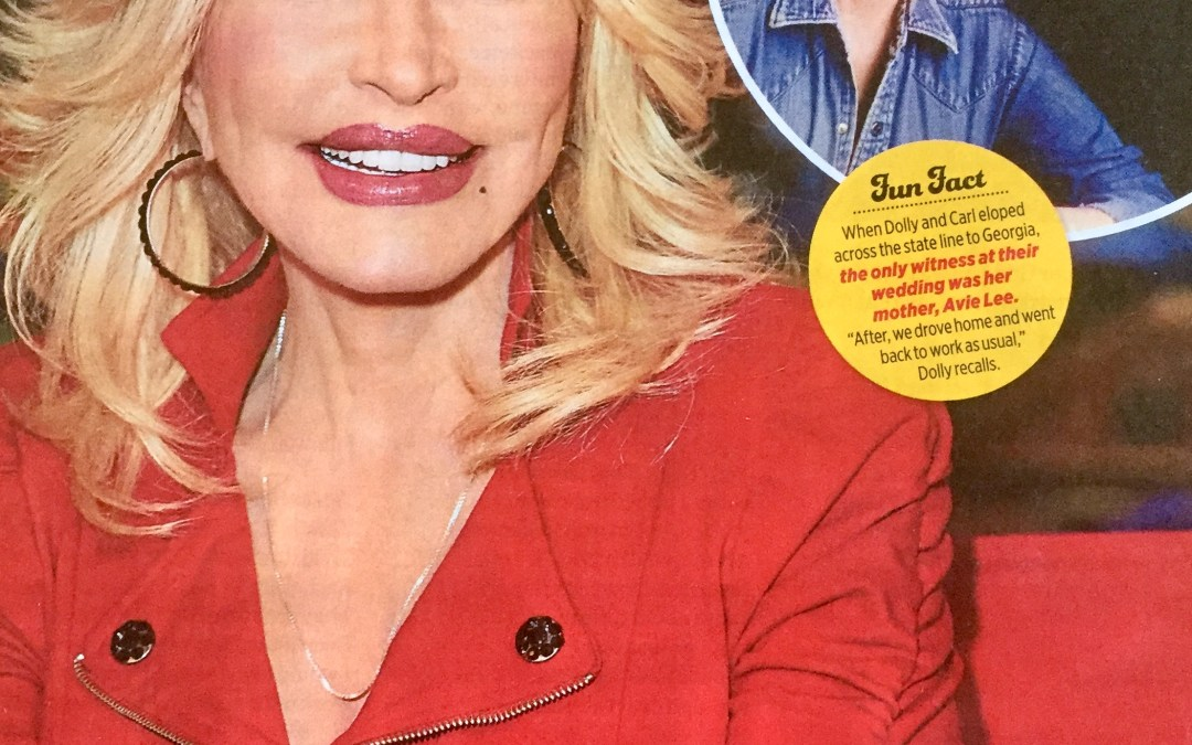 Dolly Parton Stands by Her Man