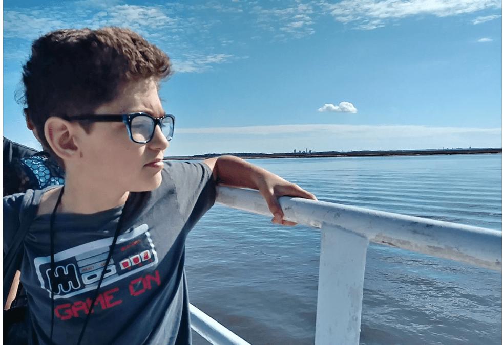 Our Un-Mystery Trip: Cumberland Island