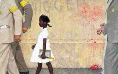 The Astonishing Story of Little Ruby Bridges