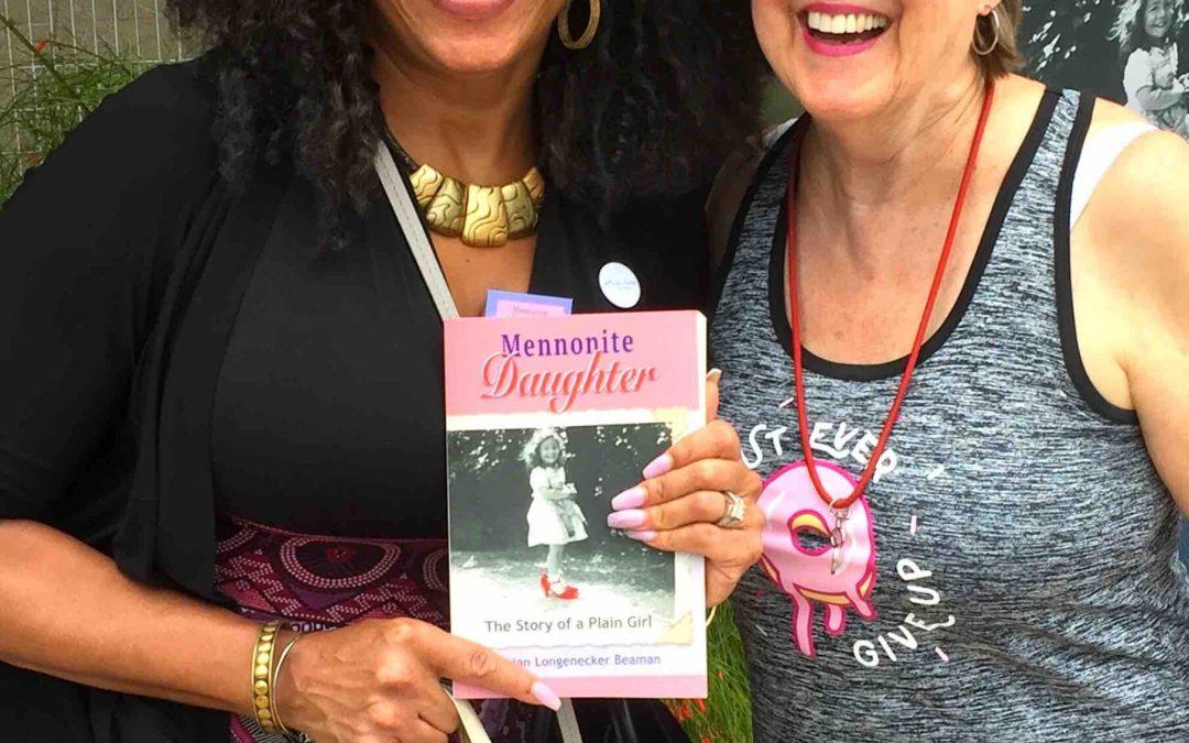 Dr. Katherine Meets Mennonite Daughter
