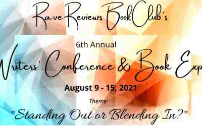 An Invitation: Rave Reviews Writers Conference and Book Expo