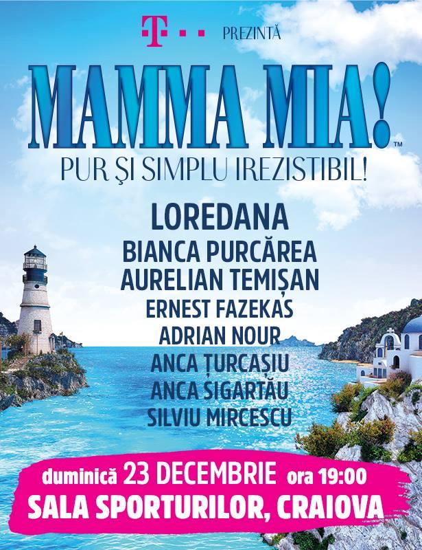 Afis Mamma Mia