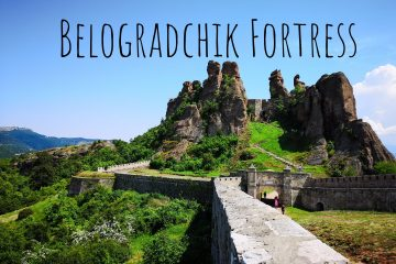 Belogradchik Rocks - Bulgaria