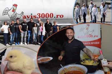 Vizita Avis3000 si Chef Tinu