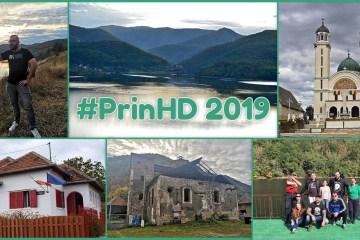 Bloggeri #PrinHD 2019 la Lacul Cinciș