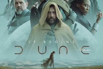 Dune 2021 - recenzie film