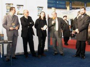 "Gaudeamus 2005, lansare ""Nopți albe, zile negre"""