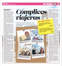 Article published in El Nuevo Dia Newspaper