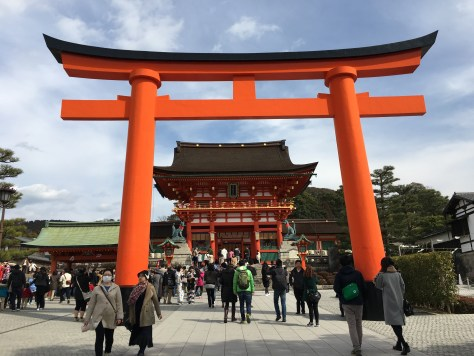 Fushimi-Inari, Tokyo, Japan