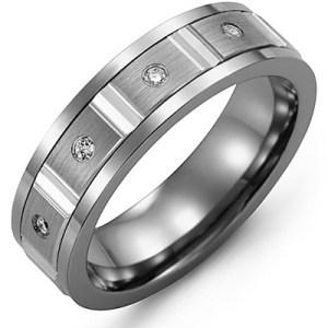 Madani Mens Wedding Rings