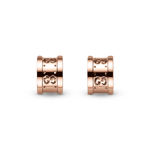 Gucci Earrings - Rose Gold