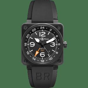 Bell & Ross BR01-93 GMT 24 H Watch Oakville Ontario