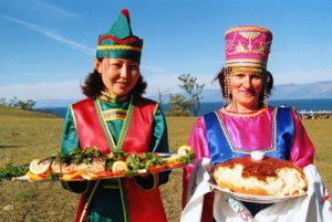 Old Believers at Lake Baikal