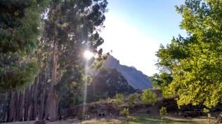 Algeria campsite