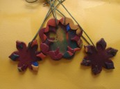 narcissus pendants