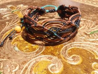 macramewave bracelet