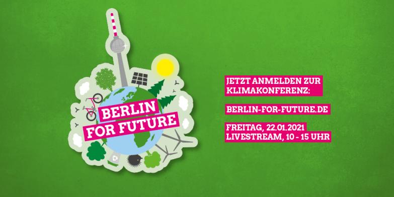 Grüne Klimakonferenz Berlin