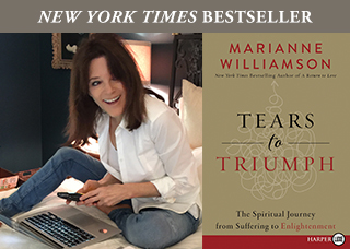 Triumphthe Spiritual Journey From Suffering To Enlightenment Is Mariannes Latest New York Times Bestseller With References To A Course In Miracles