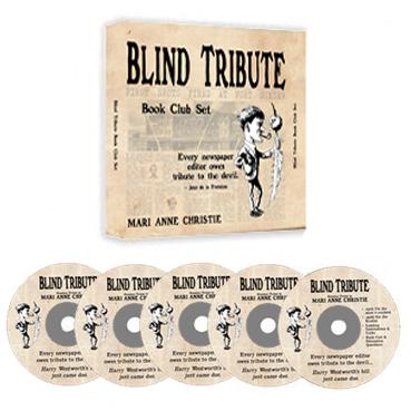 Blind Tribute Book Club Set