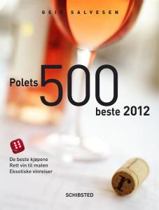 BOKTIPS: Polets 500 beste 2012