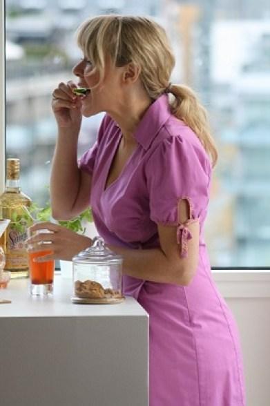 Oppskrift på drink med gojibærjuice