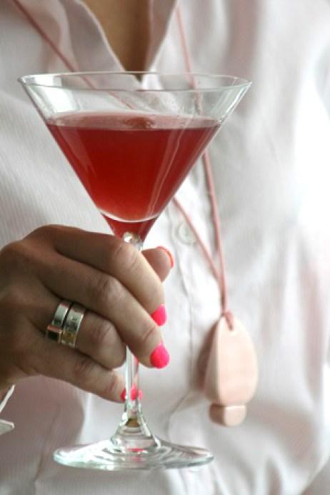 Idemagasinets oppskrift på drinken Cosmopolitan