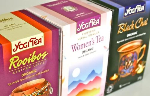 Økologisk te fra Yogi Tea har visdomsord på hver tepose