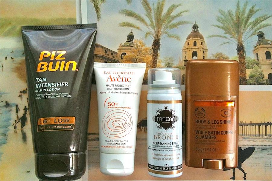 MOTE OG SKJØNNHET: Tips til hud- og hårpleie, makeup og skjønnhetsprodukter i feriekofferten