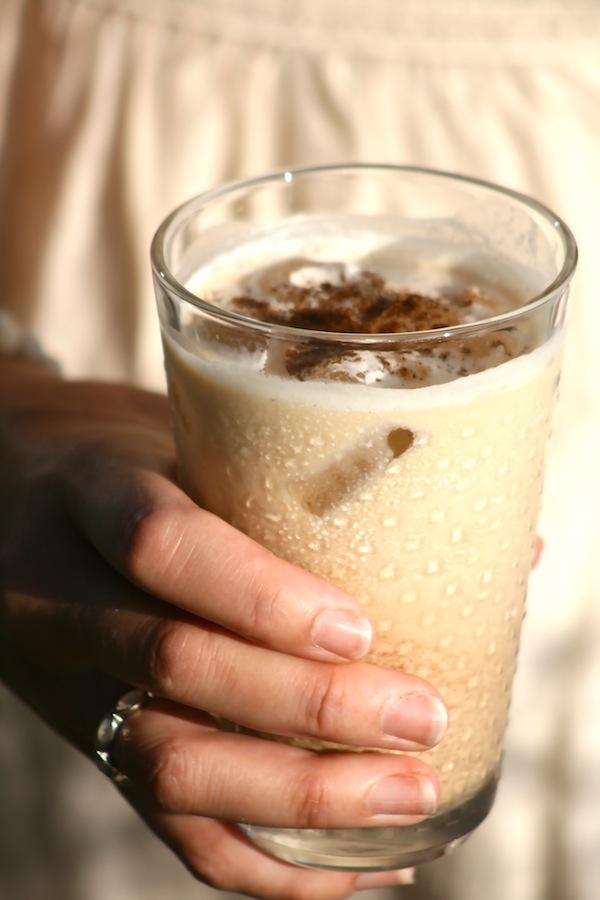 Idemagasinet lager drinker med kaffe fra Nespresso