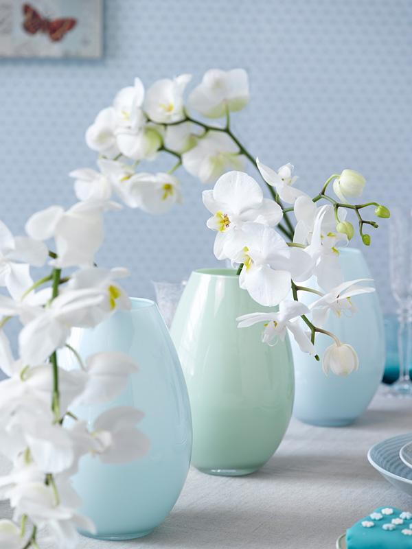 IDEMAGASINETS ideer til dekorasjoner med blomster
