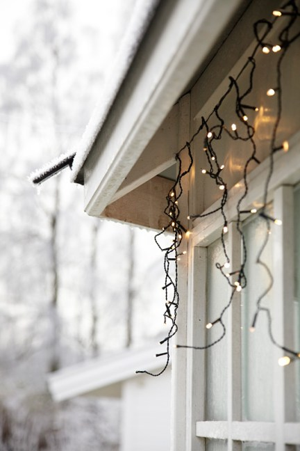 Ingeniørfruens tips til juledekorasjoner utendørs