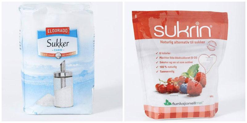 Ingeniørfruen tipser om produkter med lite kalorier