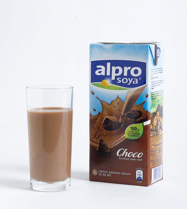 Ingeniørfruen tipser om melkefri sjokolademelk