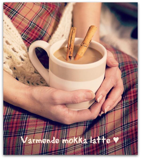 Ingeniørfruens varmende mokka latte
