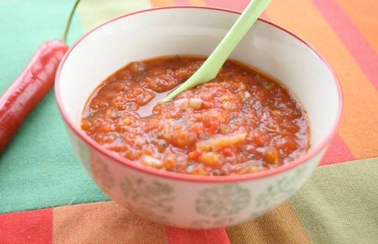 Ingeniørfruens aller beste salsa